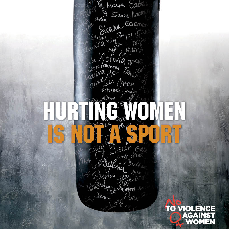 SAY NO TO VIOLENCE AGAINST WOMEN AD COMPETITION