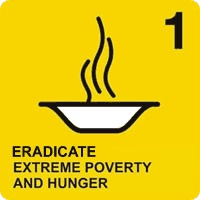 GOAL 1: END HUNGER